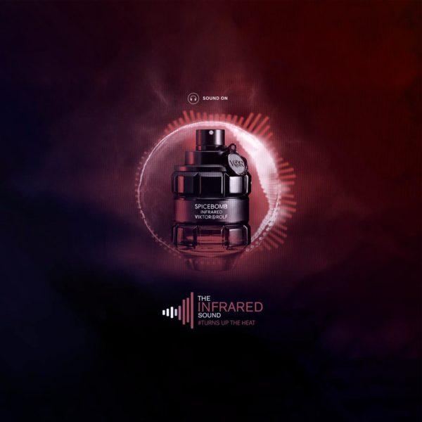 Infrared Sound - Ircam amplify for Viktor & Rolf